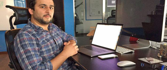 Статья портала «Это Кавказ» об активисте нашего фонда Заура Агамове и его проектах