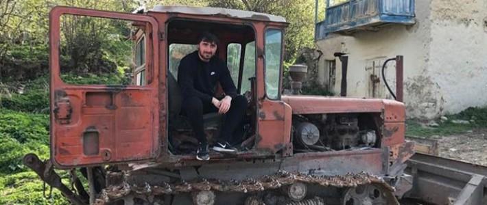 Тарлан Исмаилов из села Микрах